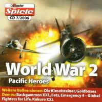 World War 2 Pacific Heroes / PC Game / Compuer Bild Spiele