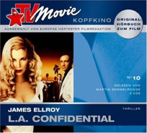 L.A. Confidential - Audio-CD – Audiobook OVP