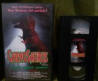 Carnosaurus Roger Corman EMPIRE video Uncut VHS (D47)