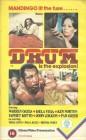 Drum (VHS) mit Pam Grier!  RARITÄT!!!