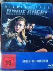 DRIVE ANGRY-Blu Ray-STEELBOOK - NEU/OVP