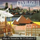 Civilize II Additional / PC Game / Maps & Szenarien