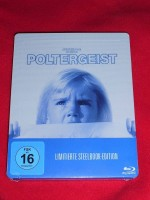 Poltergeist - STRENG LIMITIERTES De-Luxe-Steelbook +RARITÄT+