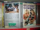 VHS - Highway Cowboy - Cameron Mitchell - VMP SILBER