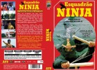 Super Ninja ~ Esquadrao Ninja - gr Hartbox D - Lim 33 - Neu