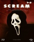Scream 1-3 Trilogie Uncut - RAR Erstaufl. Blu ray Neu & OVP