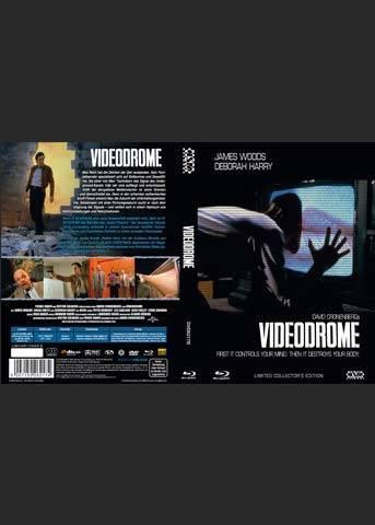 NSM: VIDEODROME Cover B Mediabook