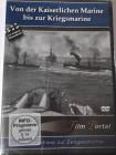 Deutsche Kriegsflotte - kaiserliche Marine u. Kriegsmarine