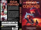 Ninja Condors - gr Hartbox A (VHS Motiv) Lim 99  Neu