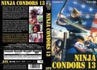 Ninja Condors - gr Hartbox B (Filmark Motiv) Lim 99  Neu