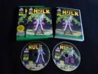 THE INCREDIBLE HULK (Serie) Marvel (X-Men,Spider-Man) 2 DVD