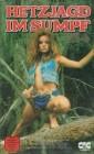 Hetzjagd im Sumpf, dt., uncut, gebr. VHS