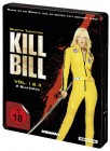 KILL BILL VOL 1&2 Steelbook BR - NEU - OVP