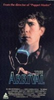 The Arrival aka. Alienator 2, VHS, USA, uncut, gebr.