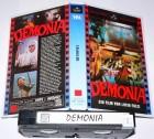 Demonia VHS - Astro Erstauflage - große Box mit Einleger -