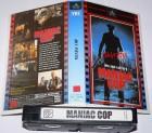 Maniac Cop VHS von Astro - große Box mit Einleger -