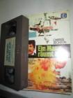 VHS - Ein Mann räumt auf - Charles Bronson - Cosmopol/Solar