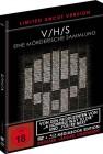 V/H/S  - DVD/Blu-ray Black Book Mediabook Lim 1000 OVP
