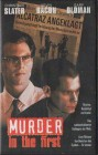 Murder In The First (CHristian Slater) PAL Fox VHS (#1)