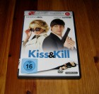 DVD TV-MOVIE EDITION 01-13 - KISS & KILL - Ashton Kutcher -