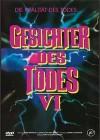 Retrofilm: GESICHTER DES TODES 6 Cover A kl.Hartbox