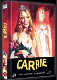 84: CARRIE - DES SATANS JÜNGSTE TOCHTER Mediabook Cover C