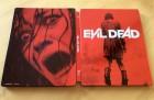 Evil Dead -  Limitiertes Blu Ray STEELBOOK  UNCUT  wie NEU