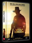 Wolf Creek - Mediabook Blu Ray - 84 Entertainmnet - NEU