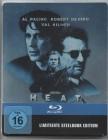 Heat - Limitierte Steelbook Edition - Blu  Ray - NEU & OVP