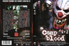 Camp Blood - 1 + 2 / DVD / Uncut