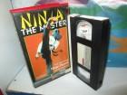 VHS - Ninja the Master - Ninja Patrol - Sho Kosugi