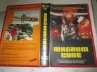 VHS - Magnum Code - Larry Finch - US Greenberets