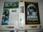 VHS - MAD PEOPLE - Tollk�hne Real Stunts - FOCUS