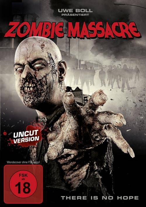 Zombie Massacre (deutsch/uncut) NEU+OVP