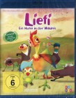 Liefi - Ein Huhn in der Wildnis (Blu-ray / Kinderfilm)