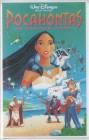 Pocahontas - VHS