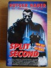 Split Second - VHS - Gro�box