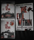 THE EVIL WITHIN - UNCUT PS3 Spiel + Comic Buch + T-Shirt