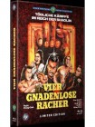 Vier gnadenlose Rächer - Mediabook [BR+DVD] (uncut) NEU+OVP