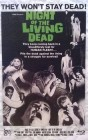 Night of the Living Dead - gr. Hartbox 84 / Cover B  BD OVP
