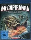 Megapiranha - Mega Piranha (Uncut / Blu-ray)