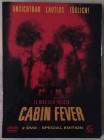 Cabin Fever Special Edition 2-DVD in Pappschuber