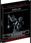 Ninja 1&2 - Black Book Edition Mediabook - Uncut