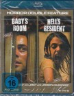 Baby´s Room & Hell´s Resident  Uncut Fassung  Blu-Ray Neu