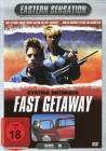 Cynthia Rothrock - Fast Getaway (Uncut)
