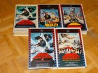 MAD MISSION 1-4 ASTRO +  Starlight Top Zustand VHS