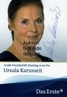 Ursula Karusseit ☆ Originalautogramm ☆