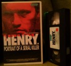 Henry. Portrait of a Serial Killer VMP VHS Uncut (D50)