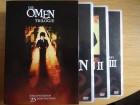 Das Omen 1 - 3 Trilogie Box 25 Jahre Jubiläums Edition