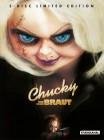 Chucky 4 Chucky und seine Braut - DVD/Blu-ray Mediabook OVP
